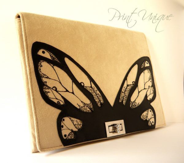 Goth butterfly2