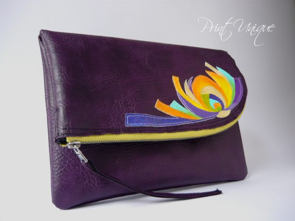 abstract lilly-s(purple)