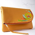 Abstract Lilly (orange)