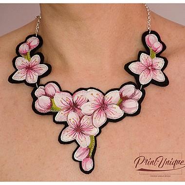 Sakura – colier